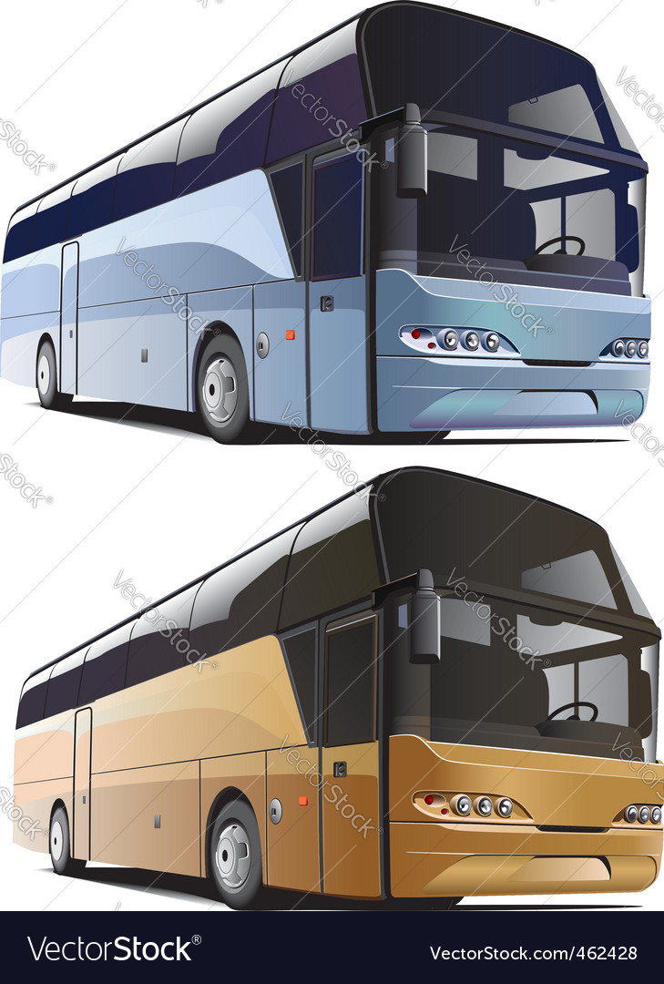 Large bus vector | Price: 3 Credit (USD $3)