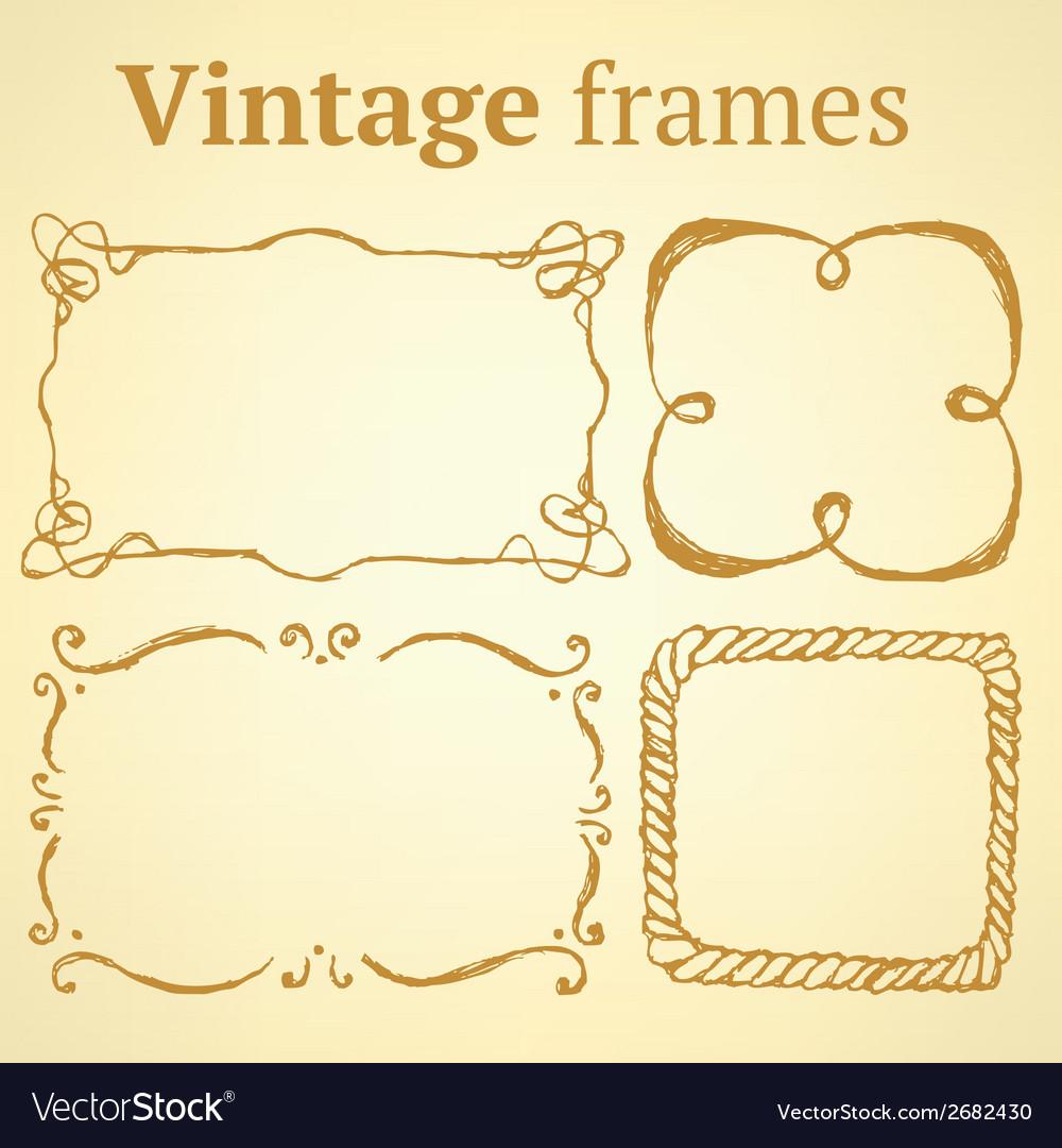 Frames vector   Price: 1 Credit (USD $1)
