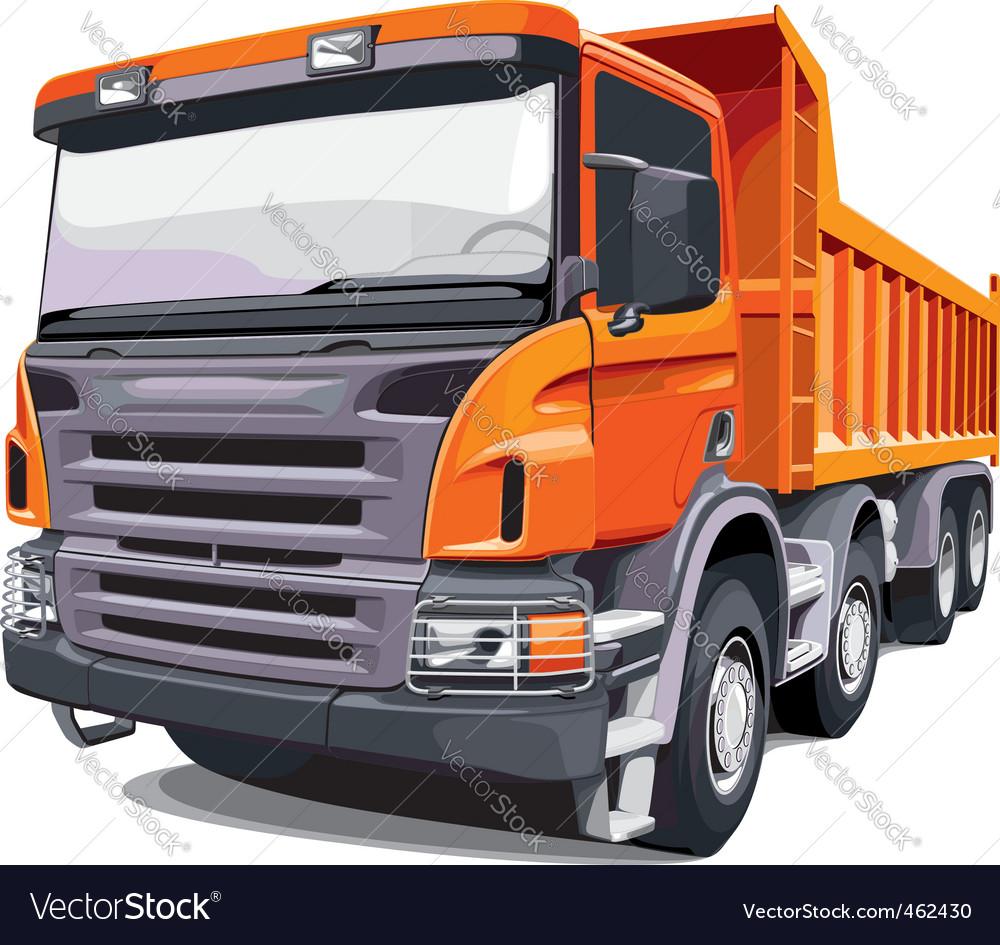 Truck vector   Price: 3 Credit (USD $3)