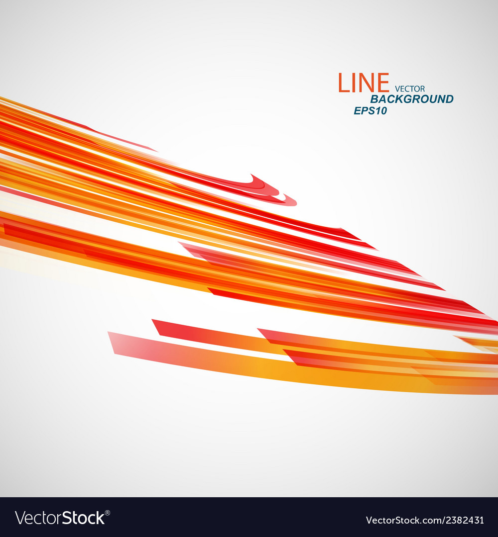Color abstract line eps vector   Price: 1 Credit (USD $1)