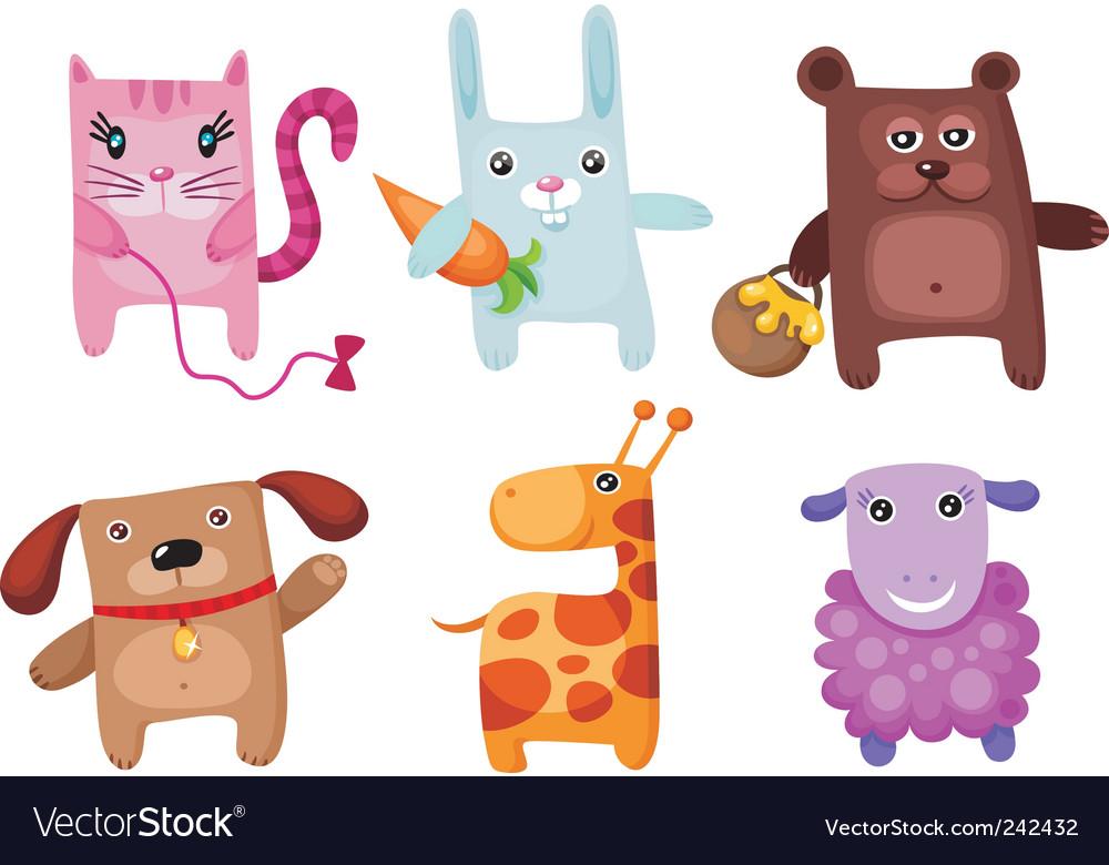Animals vector   Price: 1 Credit (USD $1)