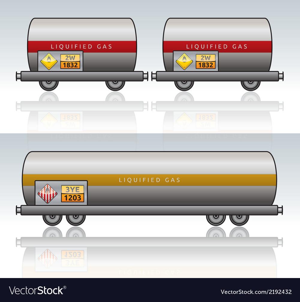 Wagon train danger liquid vector   Price: 1 Credit (USD $1)
