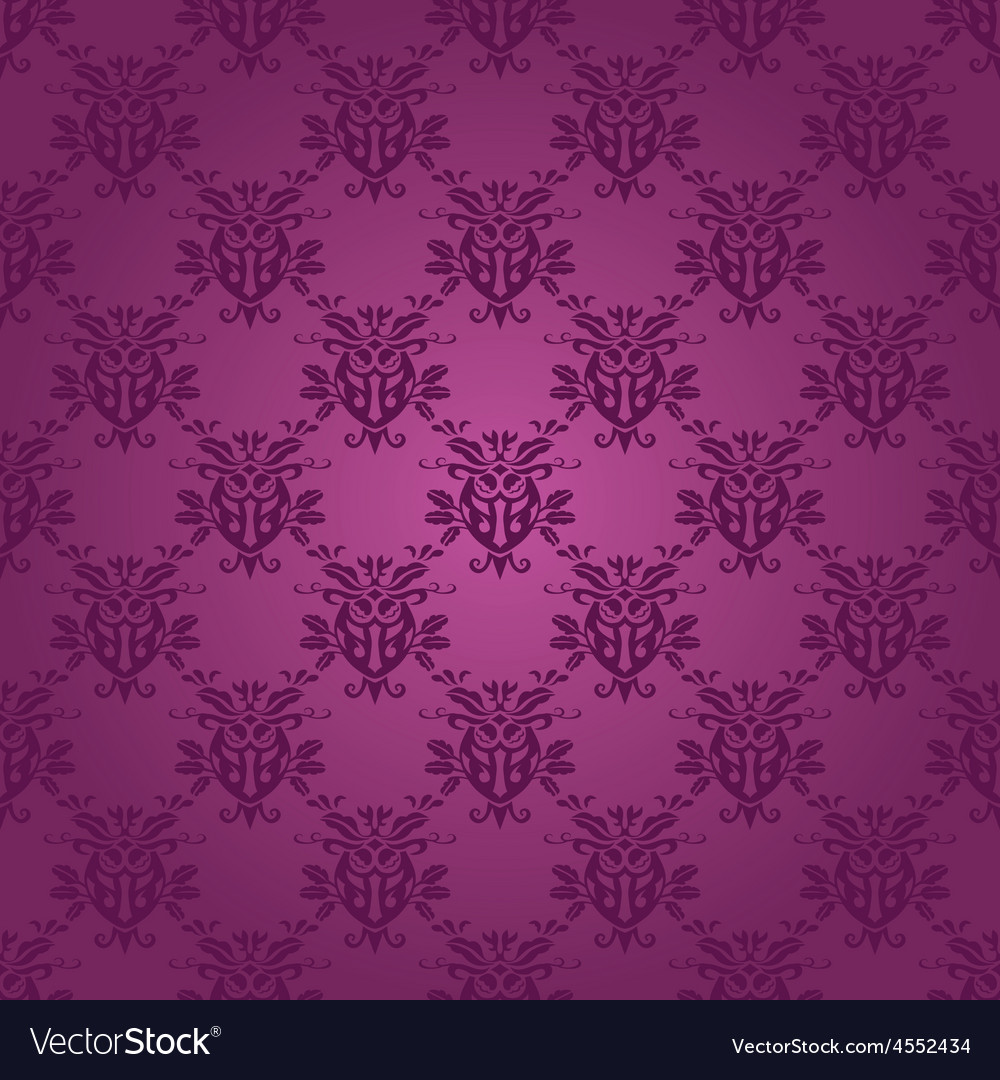 Damask seamless silk vector | Price: 1 Credit (USD $1)