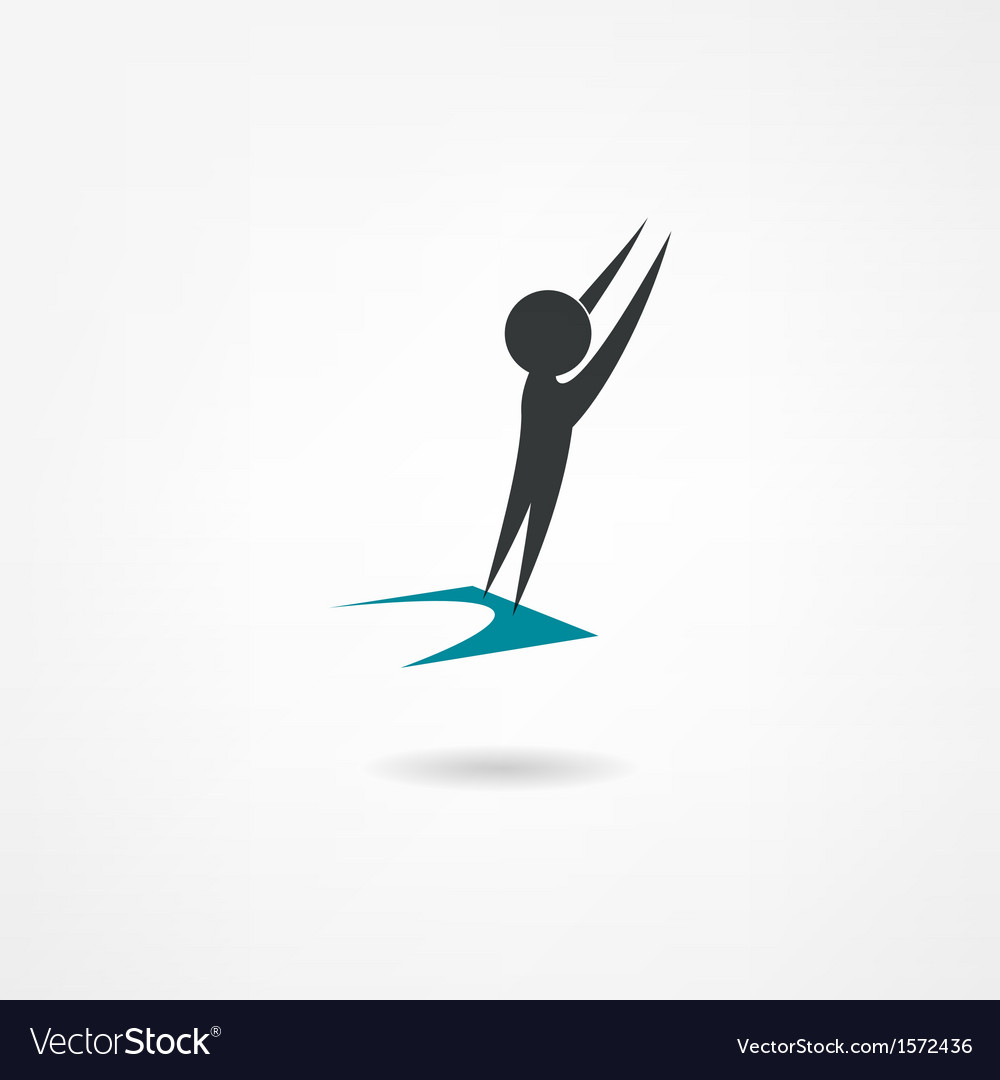 Dive icon vector | Price: 1 Credit (USD $1)