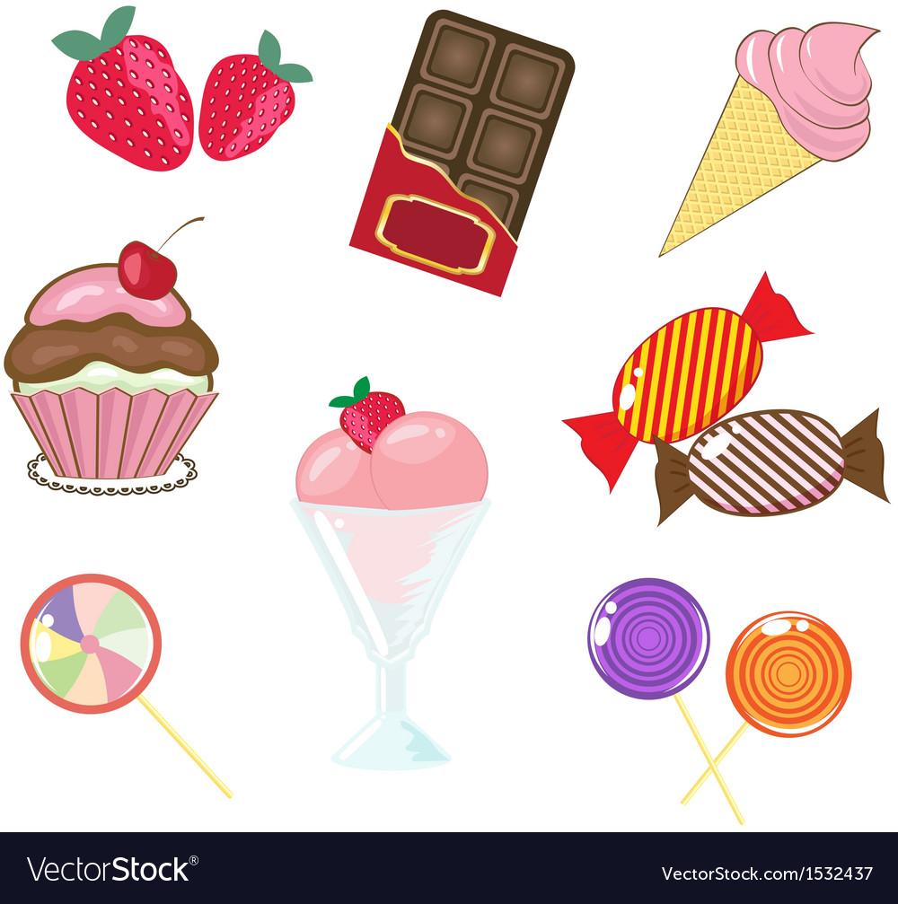 Cake pops vector | Price: 1 Credit (USD $1)
