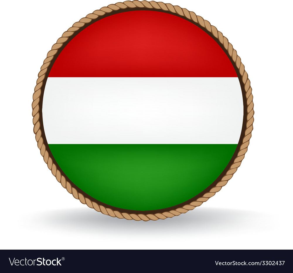 Hungary seal vector | Price: 1 Credit (USD $1)