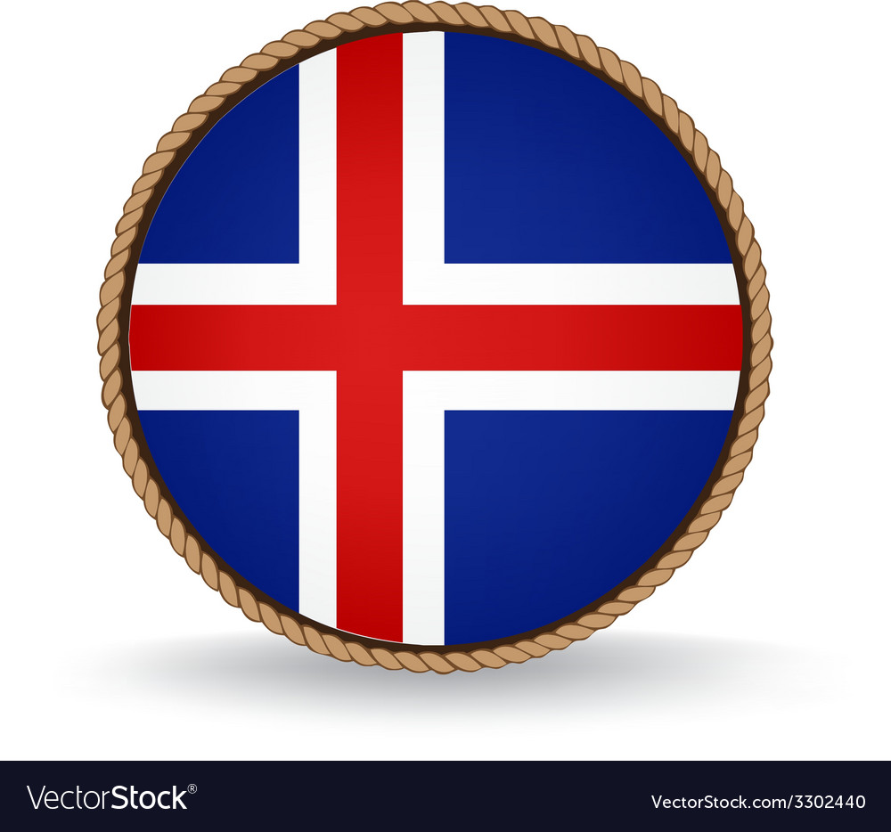 Iceland seal vector | Price: 1 Credit (USD $1)