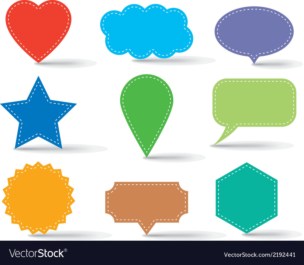 Color banner vector | Price: 1 Credit (USD $1)