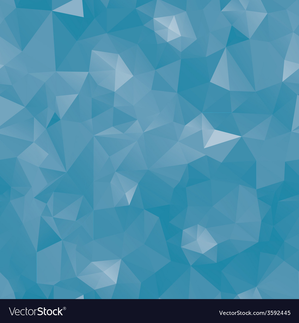 Crystals frozen background design template vector | Price: 1 Credit (USD $1)