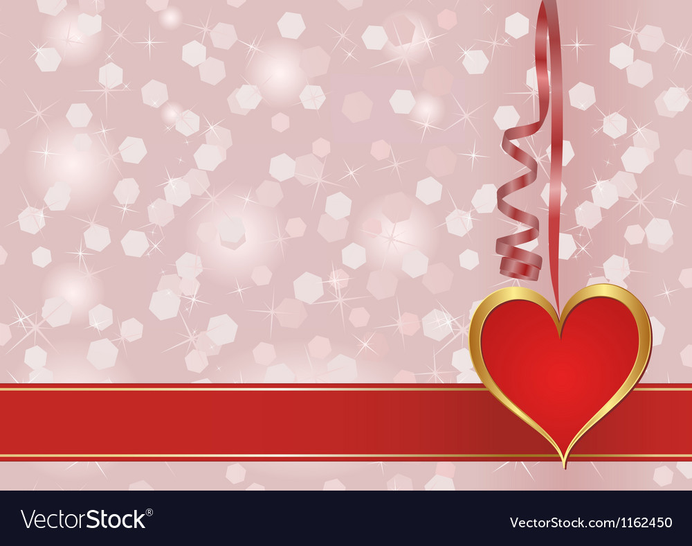 Valentines background vector | Price: 1 Credit (USD $1)