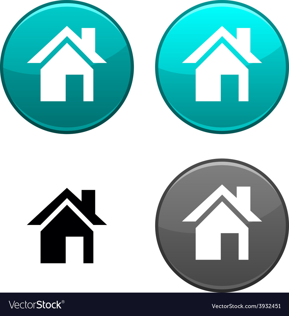 Home button vector   Price: 1 Credit (USD $1)