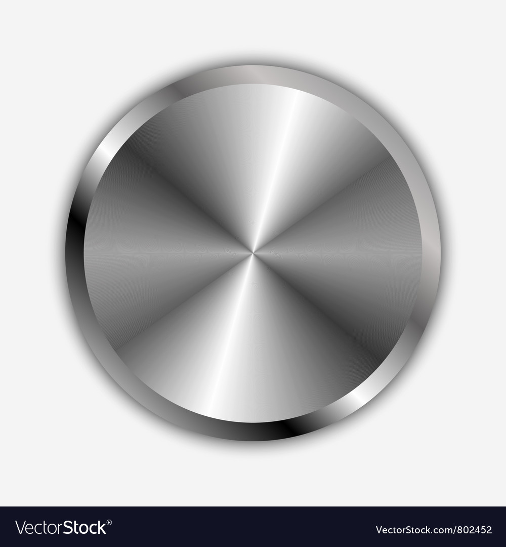 Chrome knob vector | Price: 1 Credit (USD $1)