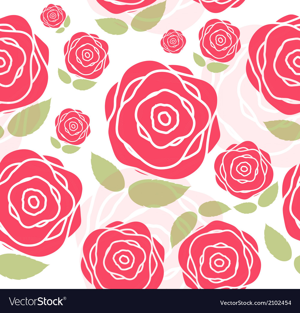 Floral seamless pattern background for wedding and vector   Price: 1 Credit (USD $1)
