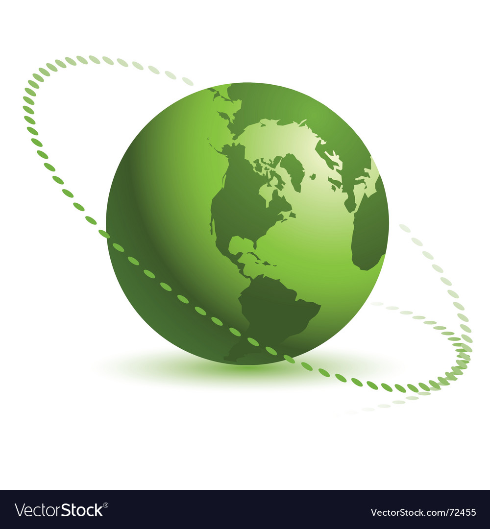 Bastract globe design vector | Price: 1 Credit (USD $1)