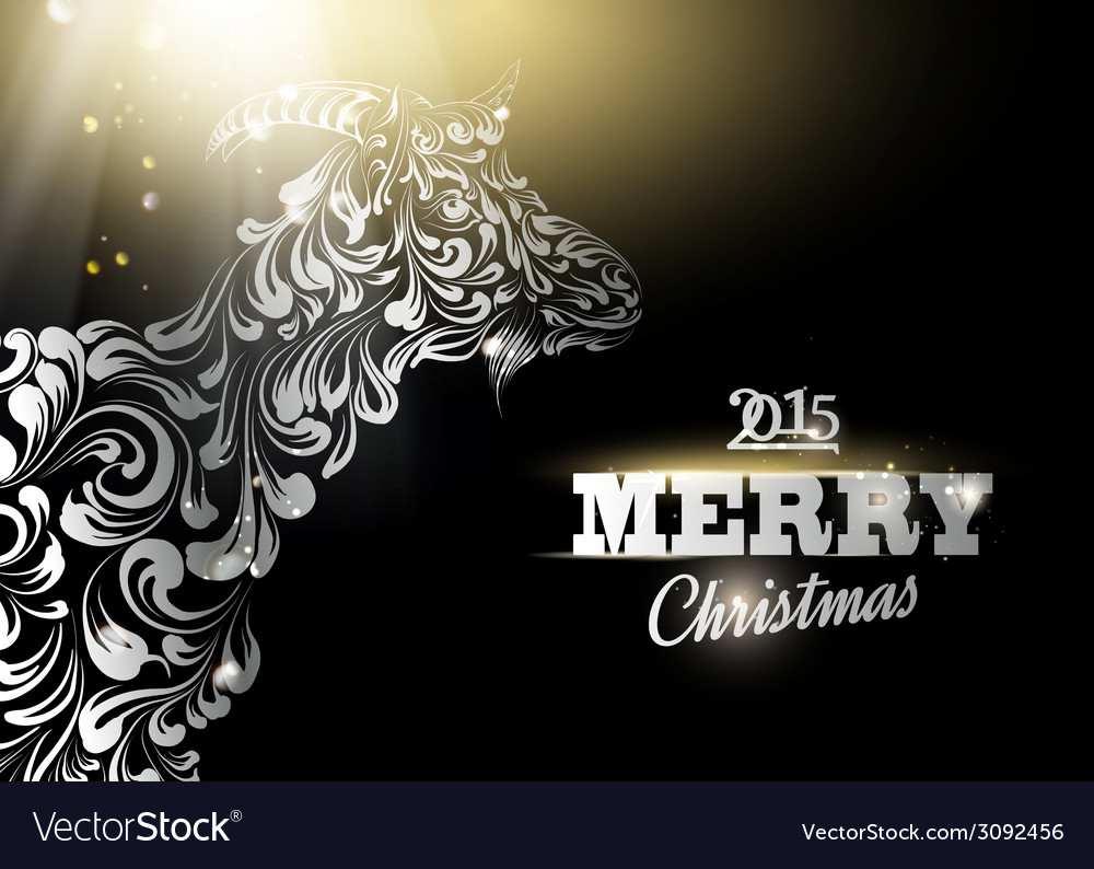New year symbol vector | Price: 1 Credit (USD $1)