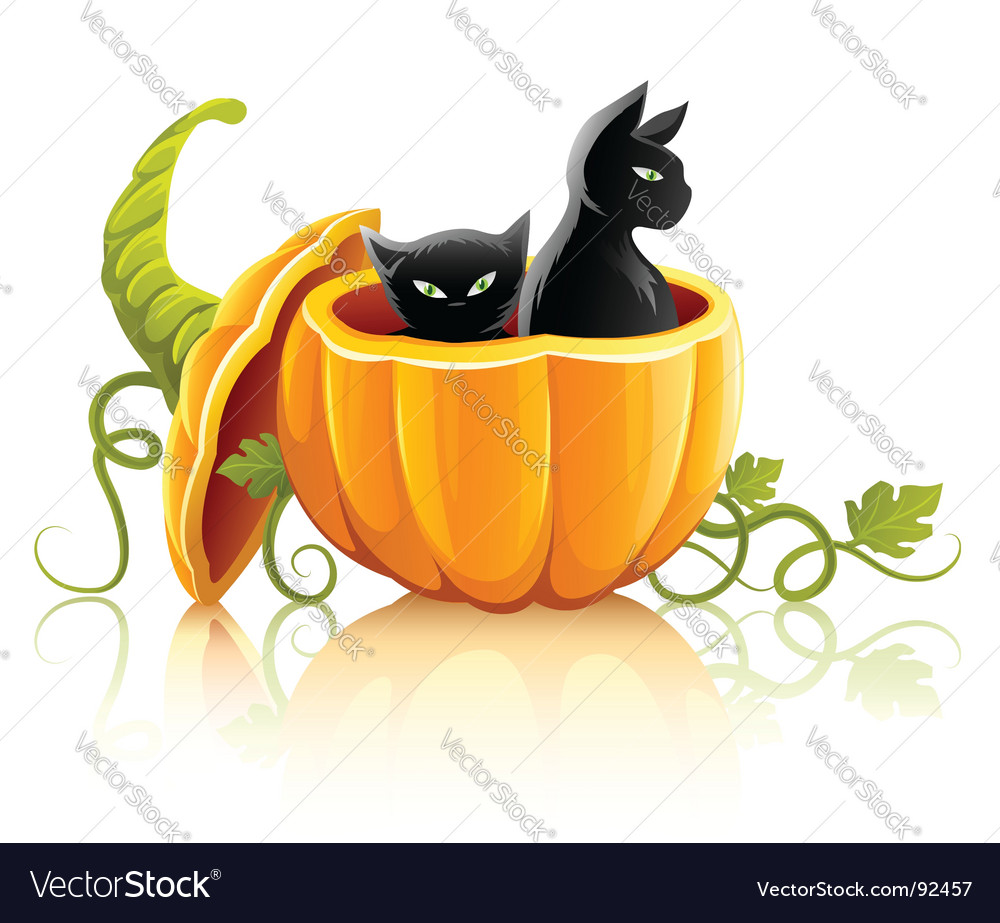 Halloween pumpkin vector | Price: 3 Credit (USD $3)