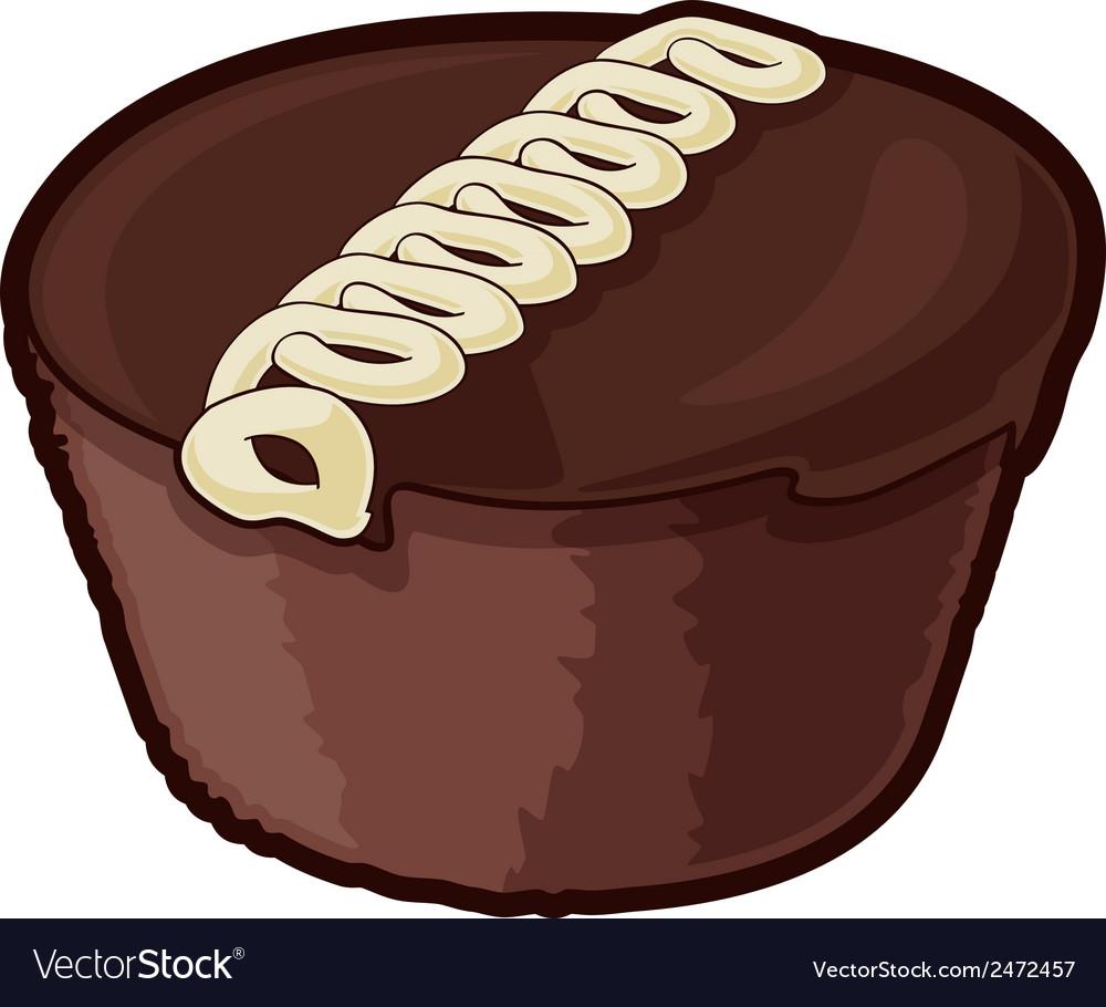 Snack cake vector | Price: 1 Credit (USD $1)