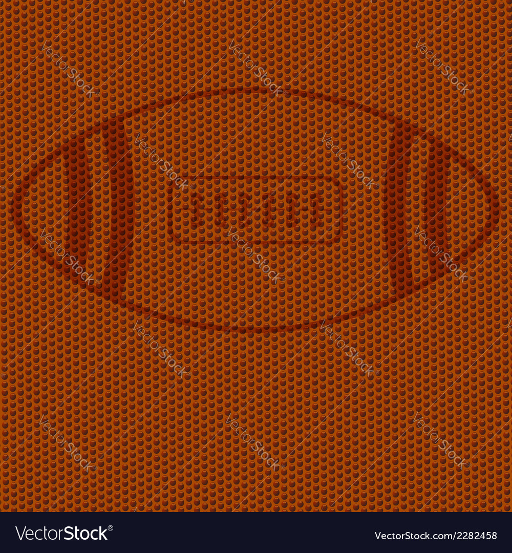 American football background vector | Price: 1 Credit (USD $1)