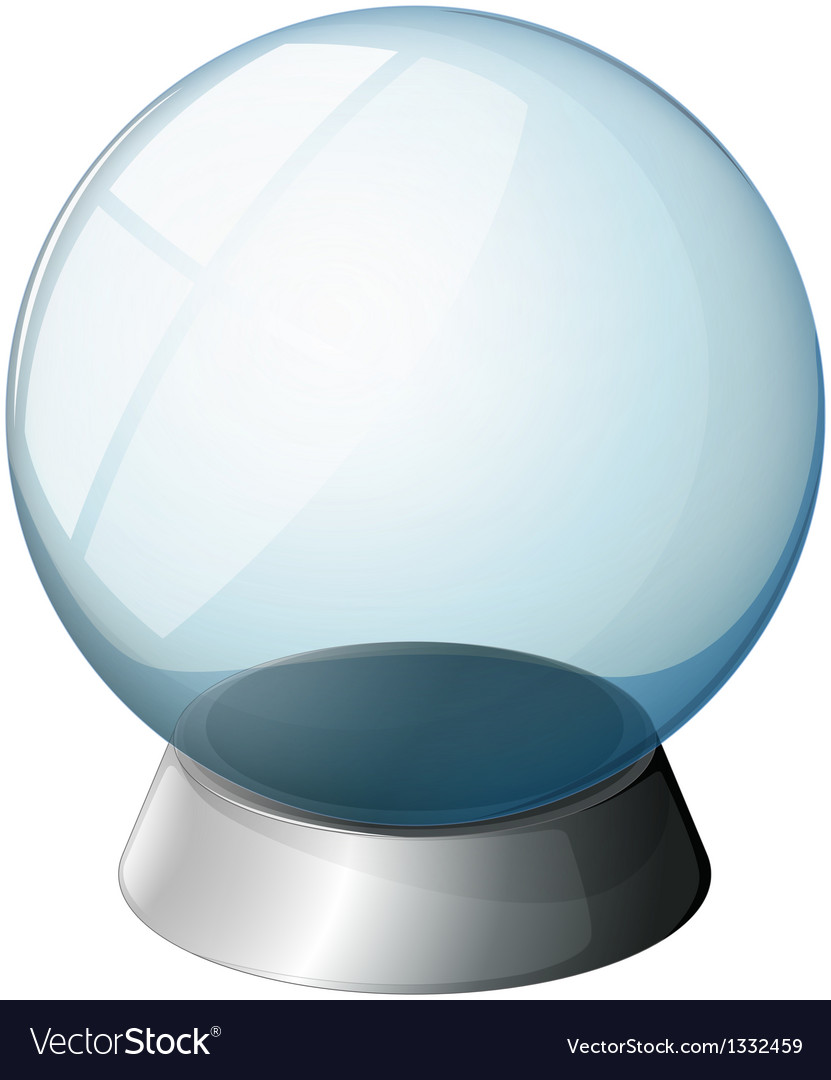 A magic ball vector | Price: 1 Credit (USD $1)