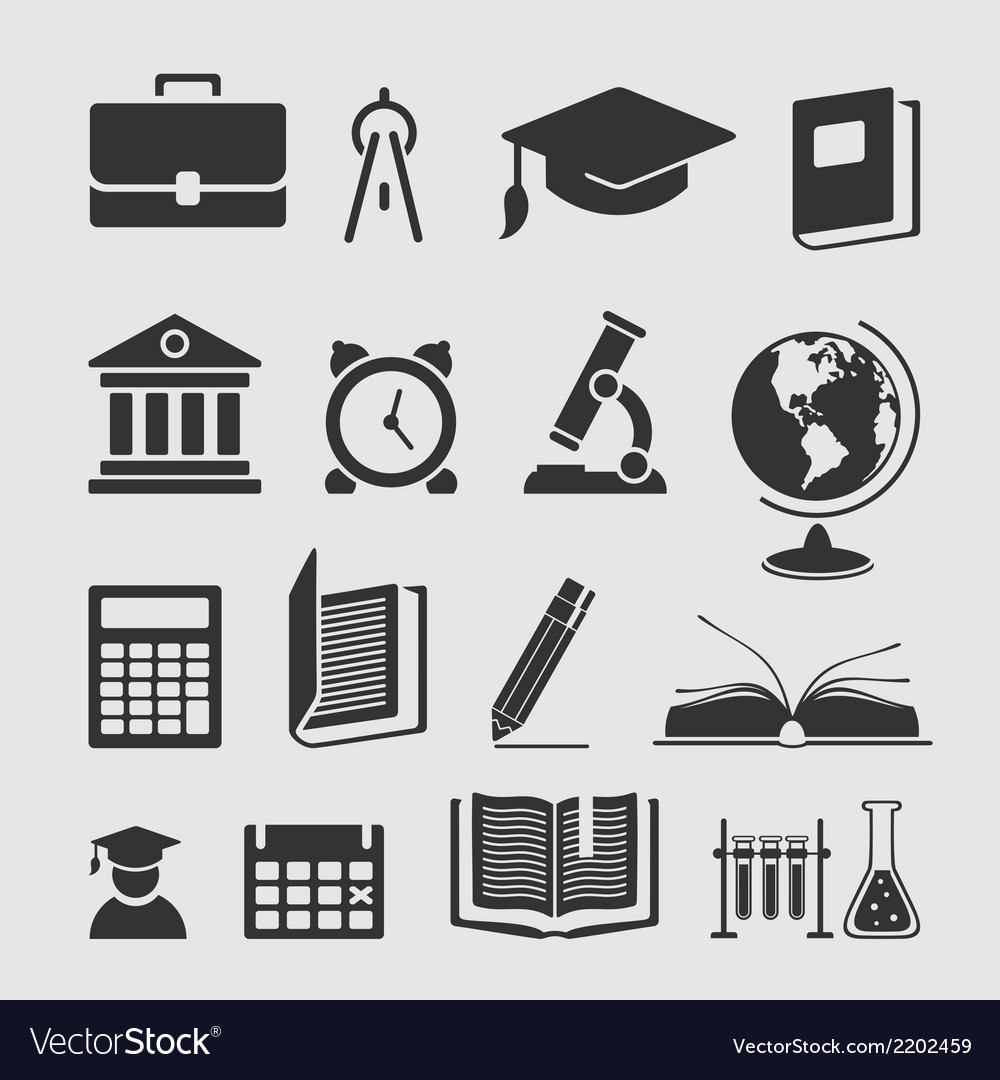 Set of elements of learning vector | Price: 1 Credit (USD $1)