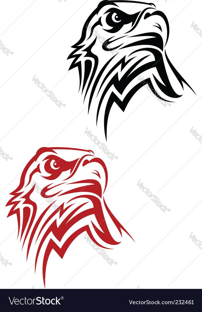 Eagle symbol vector | Price: 1 Credit (USD $1)
