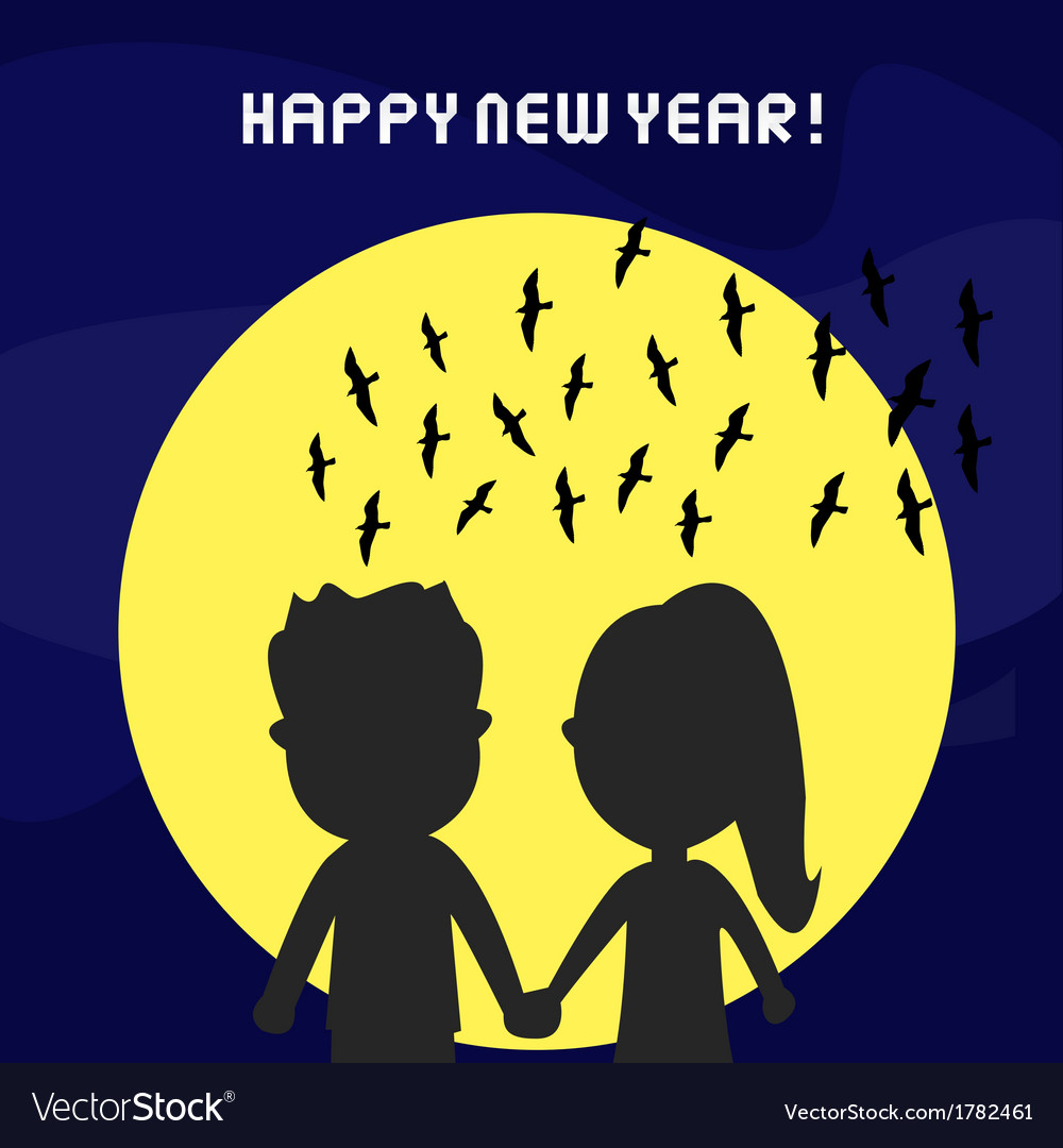 Happy new year 2014 card14 vector   Price: 1 Credit (USD $1)