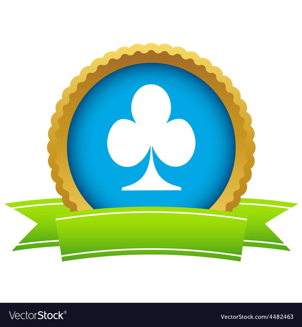 Gold card logo vector | Price: 1 Credit (USD $1)