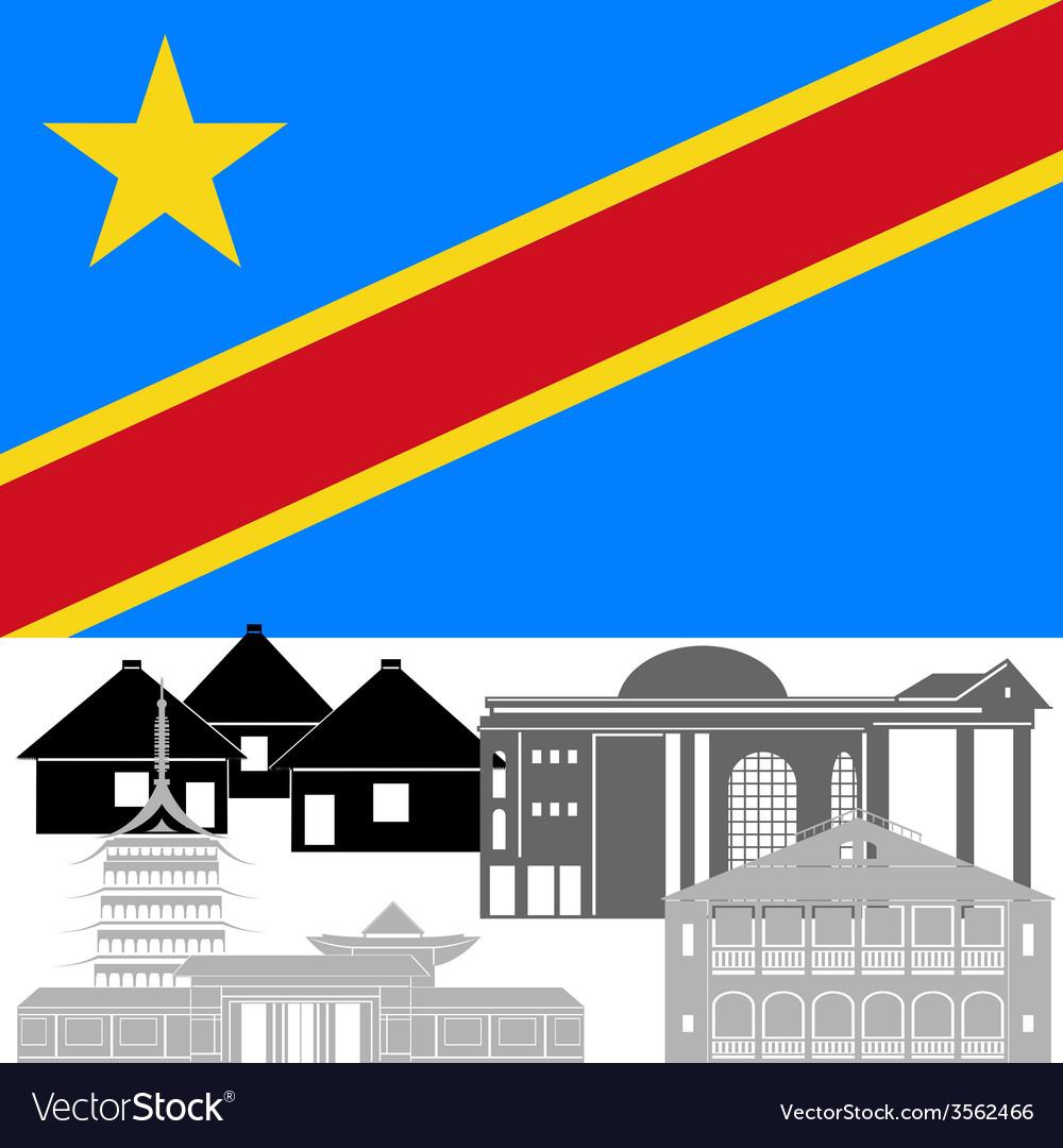 Congo 1 vector | Price: 1 Credit (USD $1)