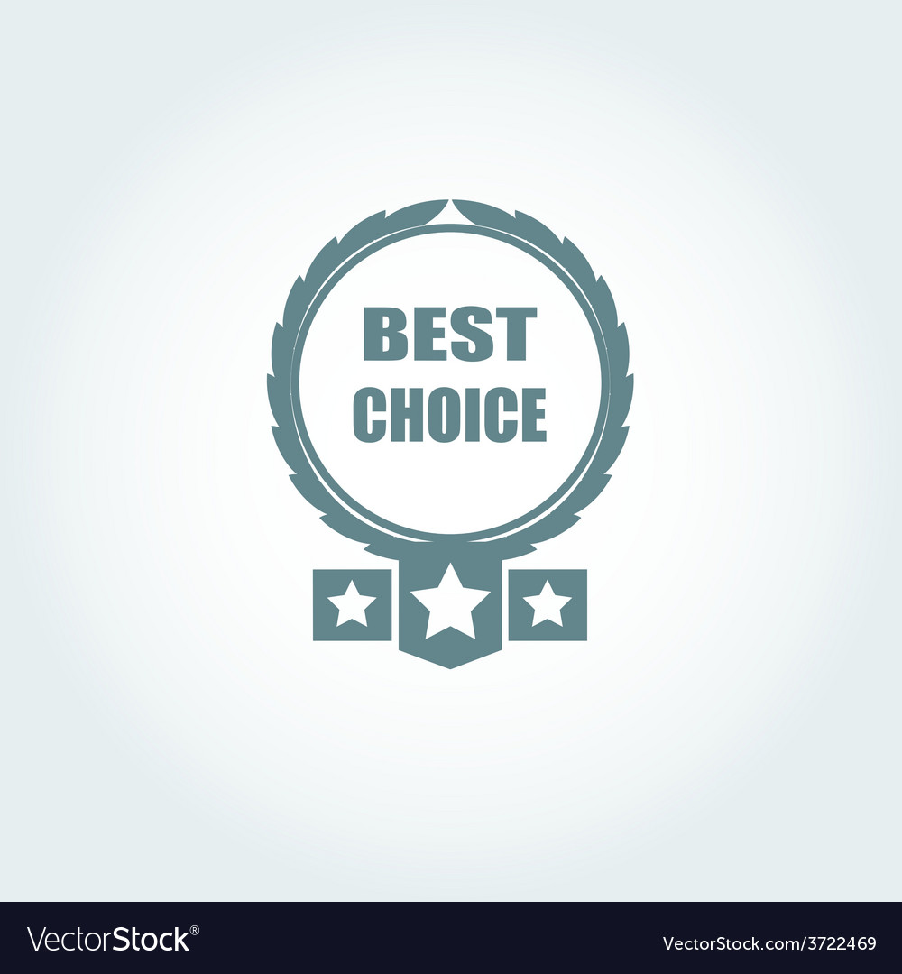Best choice sign icon special offer symbol vector | Price: 1 Credit (USD $1)