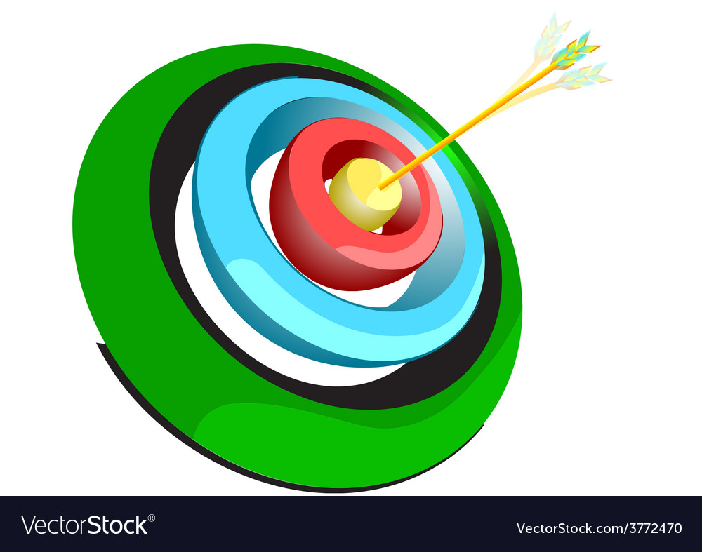 Archer target vector | Price: 1 Credit (USD $1)
