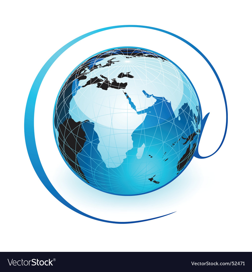 World at symbol vector | Price: 1 Credit (USD $1)