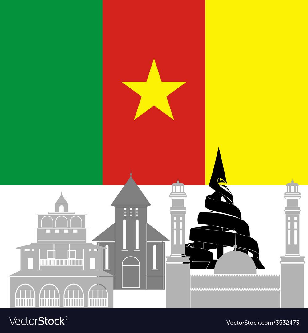 Cameroon vector | Price: 1 Credit (USD $1)