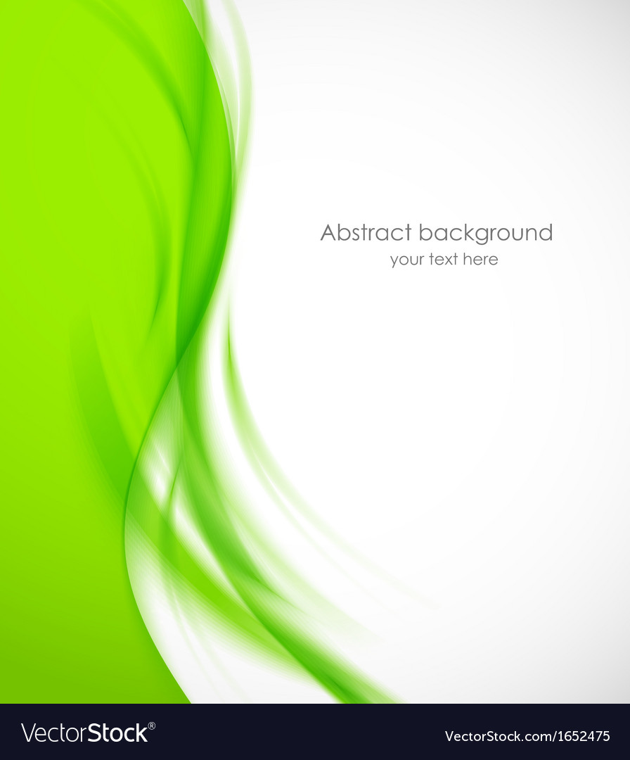 Abstract green background vector | Price: 1 Credit (USD $1)