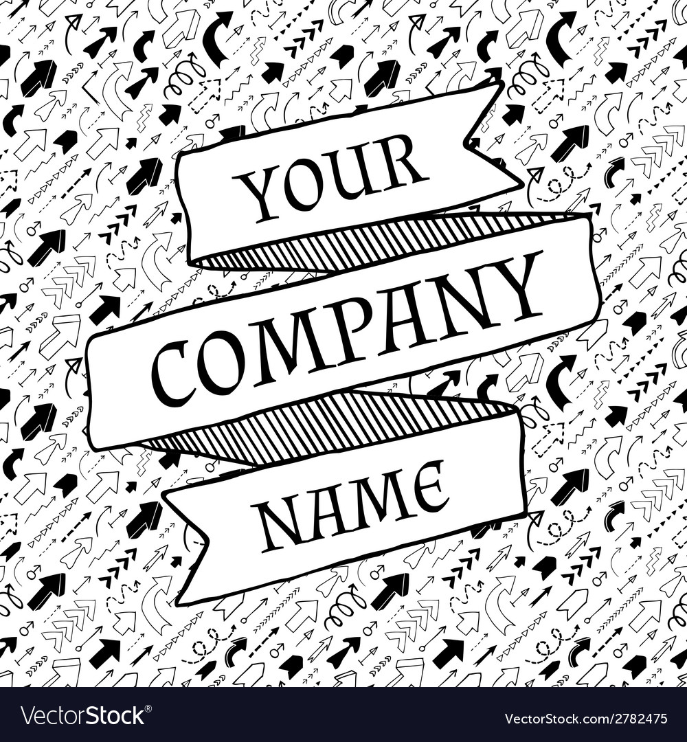Company slogan template vector | Price: 1 Credit (USD $1)
