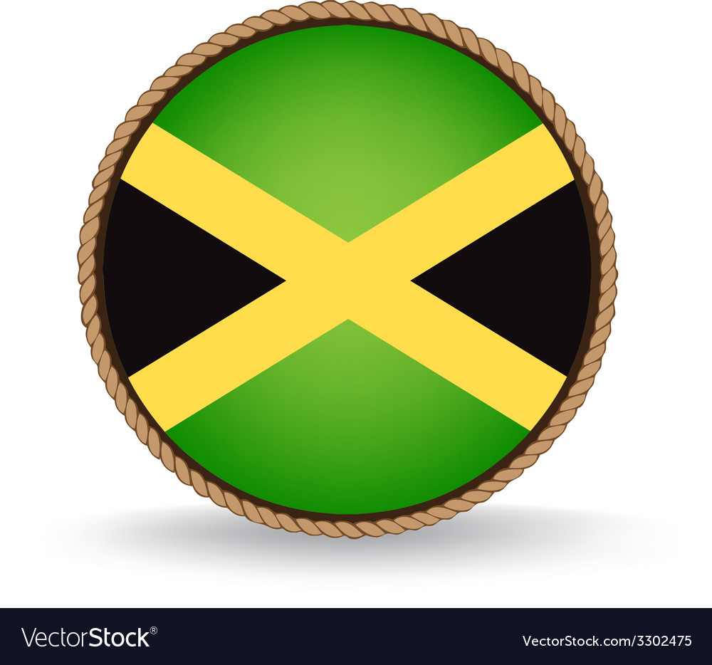 Jamaica seal vector | Price: 1 Credit (USD $1)