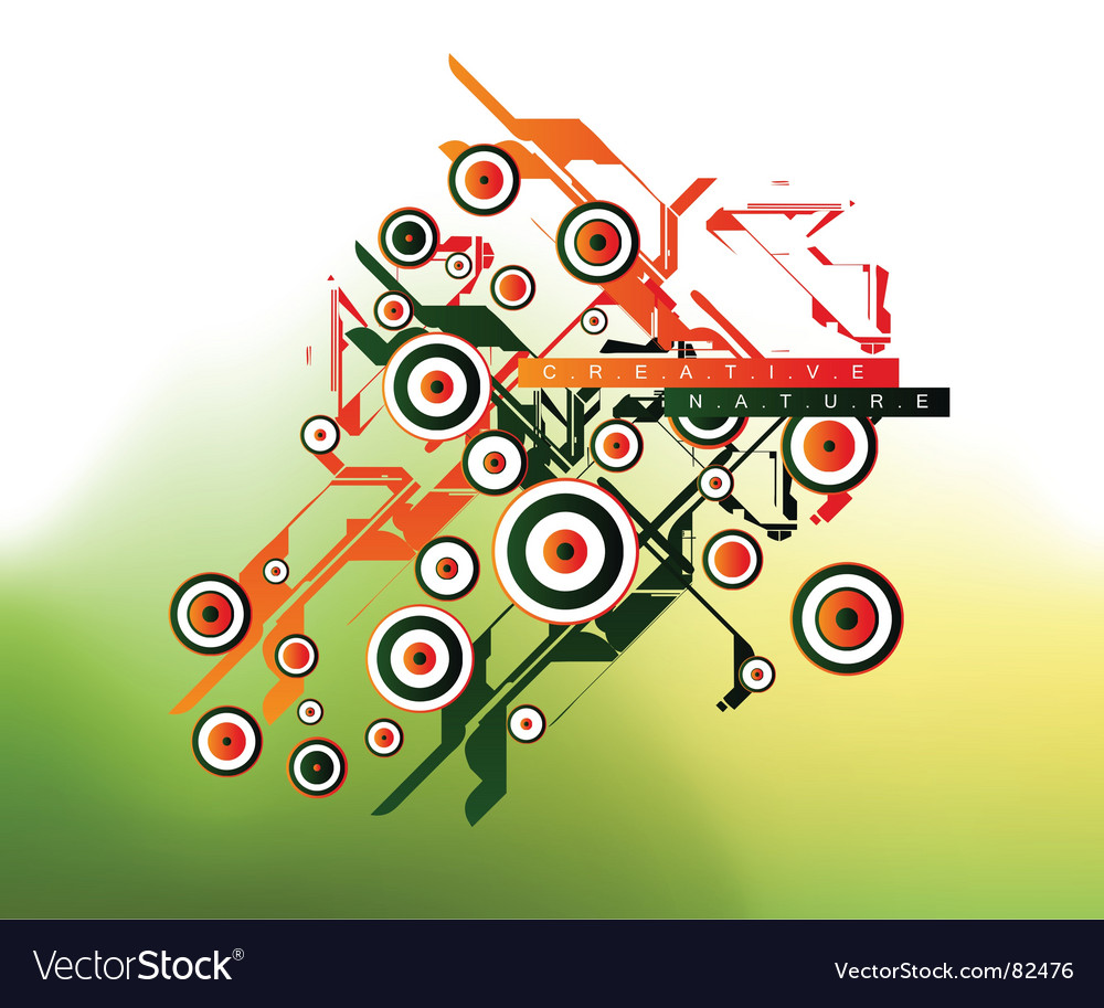 Art background vector | Price: 1 Credit (USD $1)