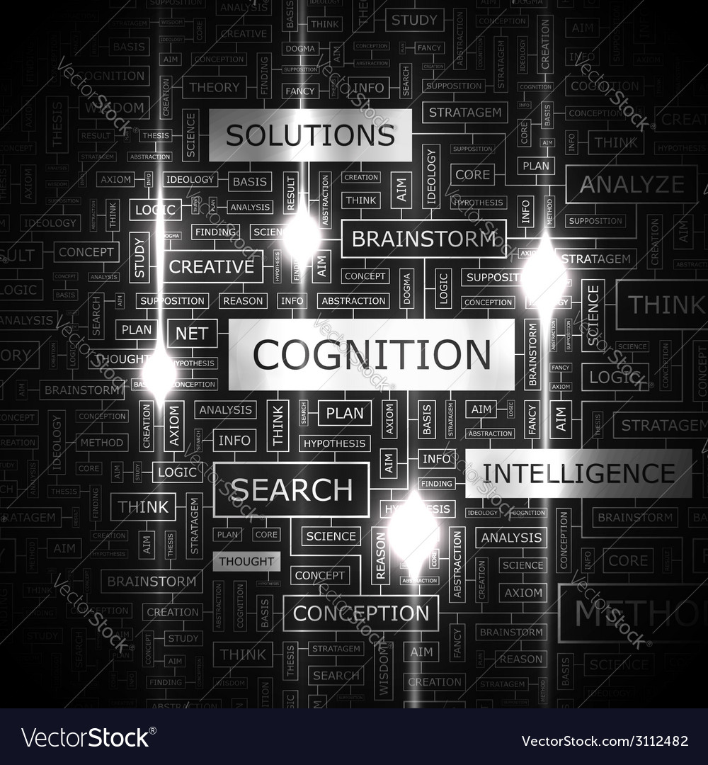 Cognition vector | Price: 1 Credit (USD $1)