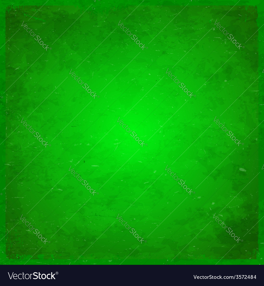 Green christmas themed grungy background vector | Price: 1 Credit (USD $1)
