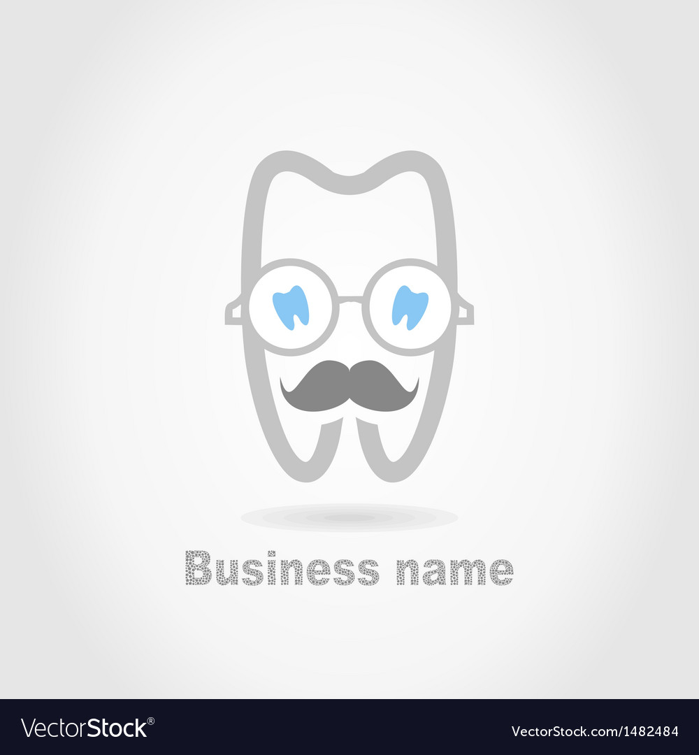 Mr a tooth vector | Price: 1 Credit (USD $1)