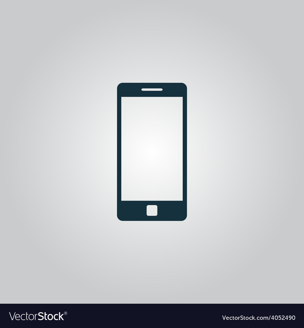Mobile gadget vector | Price: 1 Credit (USD $1)