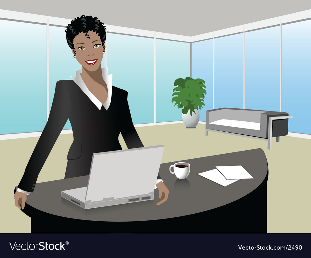 Office illustration vector | Price: 5 Credit (USD $5)