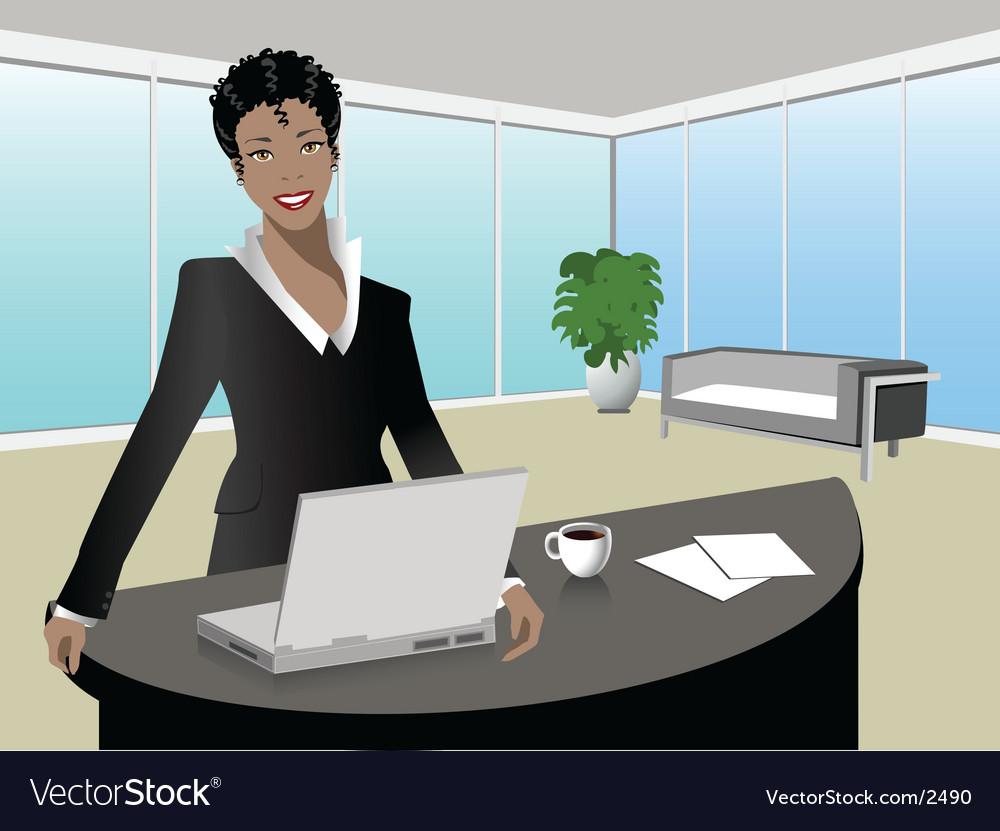 Office illustration vector | Price: 5 Credit (USD $5)