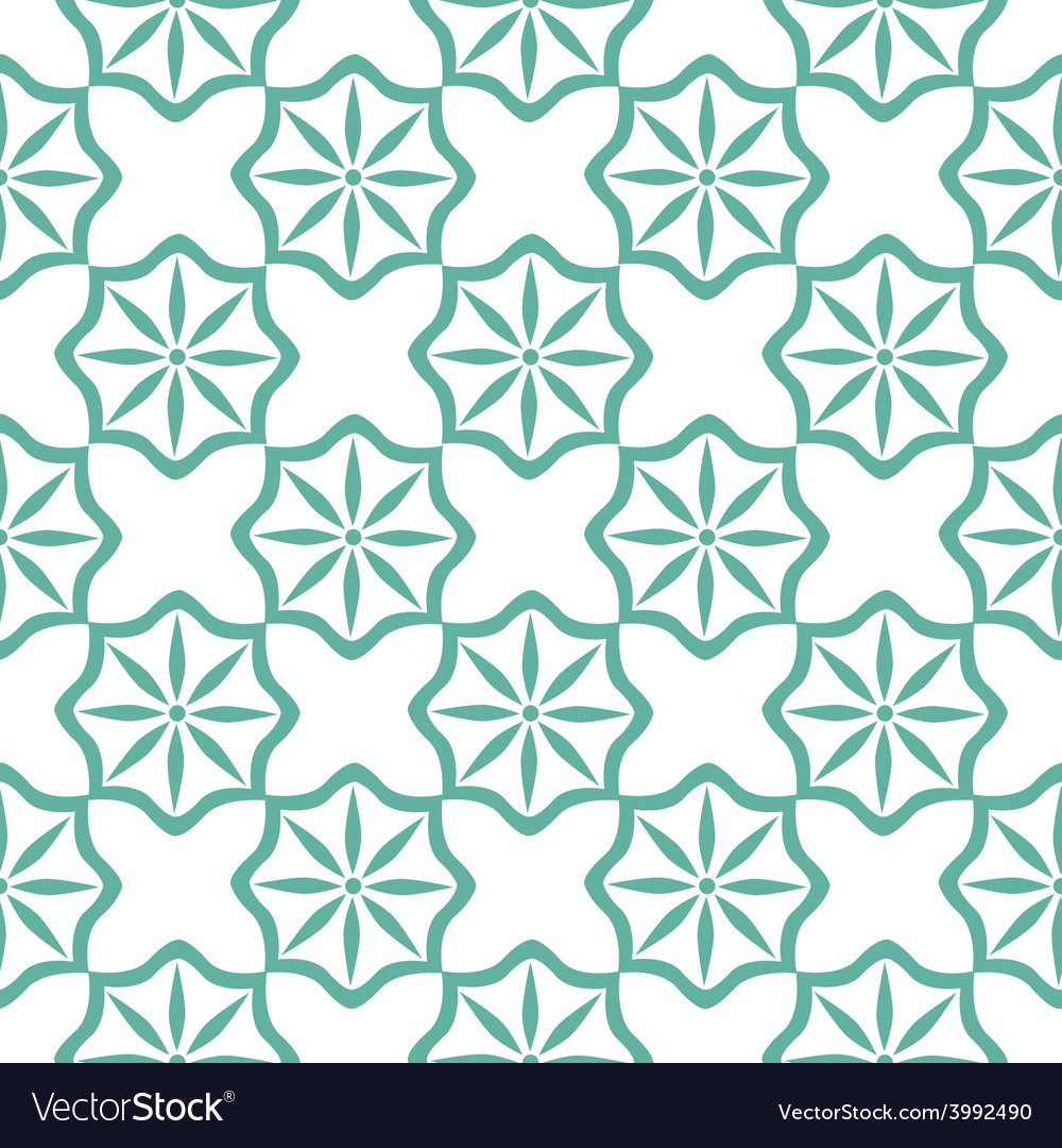 Seamless tile pattern vector | Price: 1 Credit (USD $1)