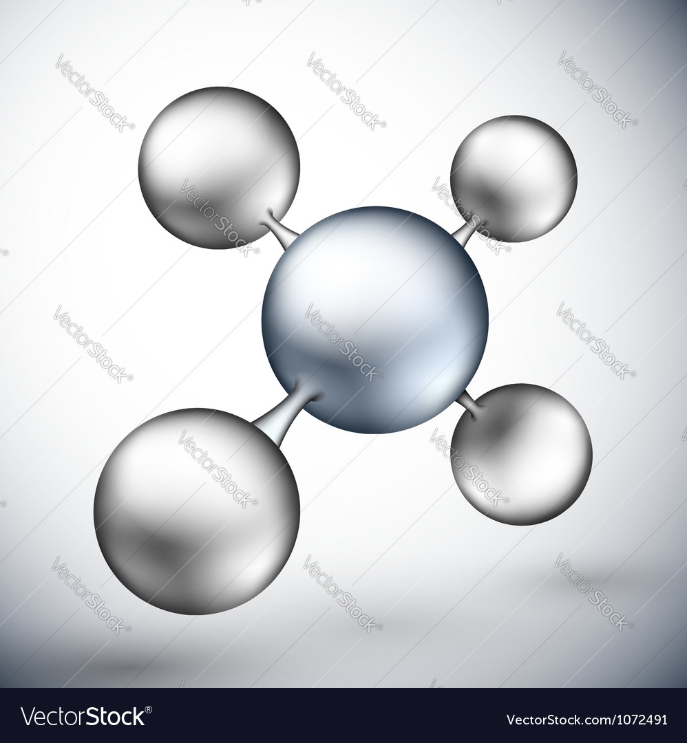 3d molecule vector | Price: 1 Credit (USD $1)
