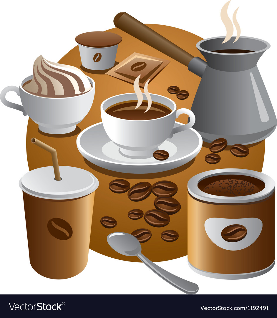 Coffee icon vector | Price: 3 Credit (USD $3)