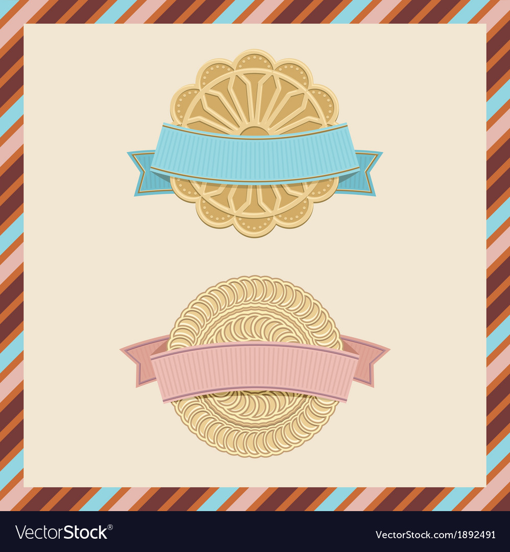 Cookies vector | Price: 1 Credit (USD $1)