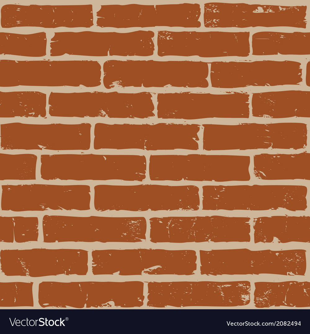 Brrick wall vector | Price: 1 Credit (USD $1)