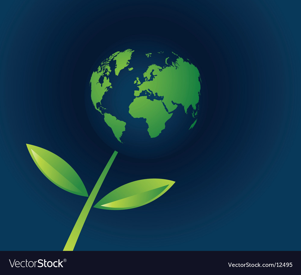 Clean world vector | Price: 3 Credit (USD $3)