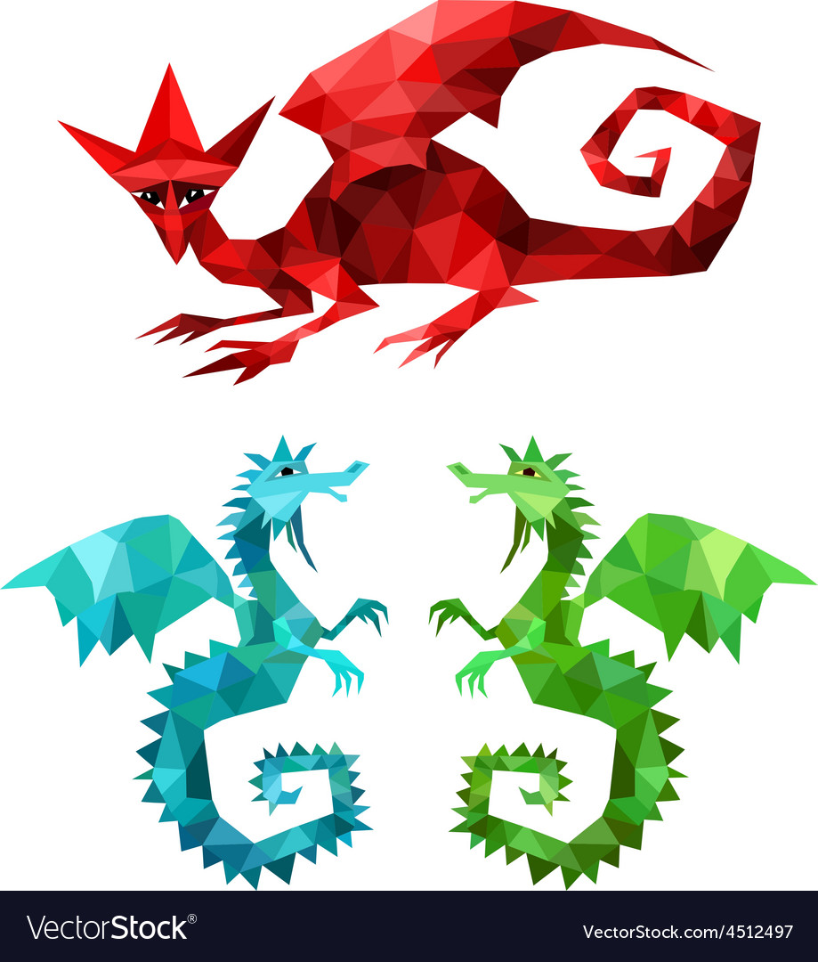 Dragon2 vector