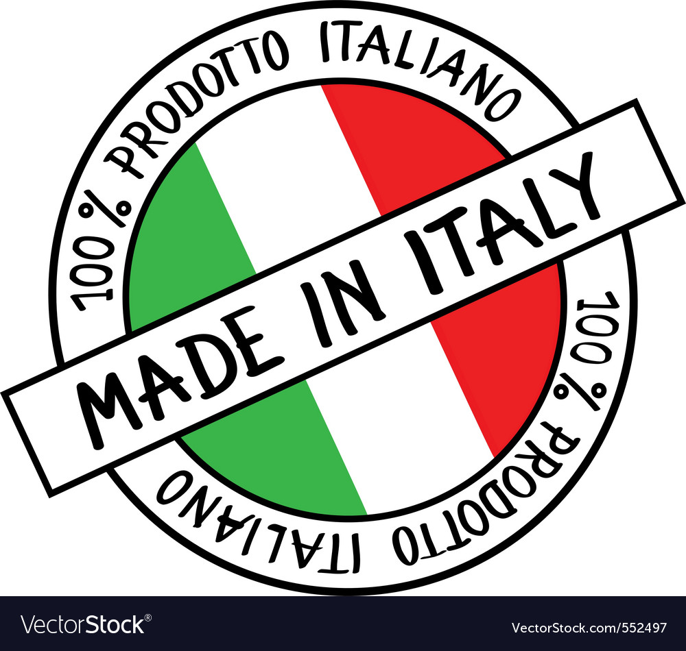 Made in italy vector | Price: 1 Credit (USD $1)